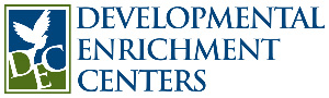 Developmental Enrichment Centers Logo